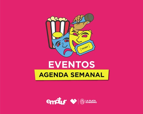 AGENDA DE EVENTOS CULTURALES Y RECREATIVOS – SEMANA: 12 AL 18 DE ABRIL