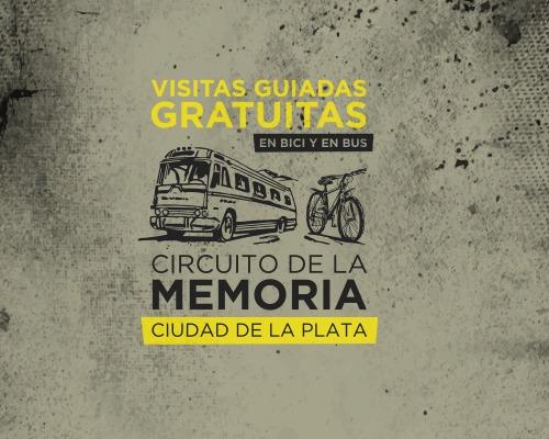 TOUR GRATUITO – CIRCUITO DE LA MEMORIA